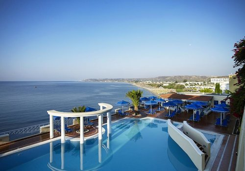 Тур в Mitsis Summer Palace Beach Hotel 5☆ Греция, о. Кос