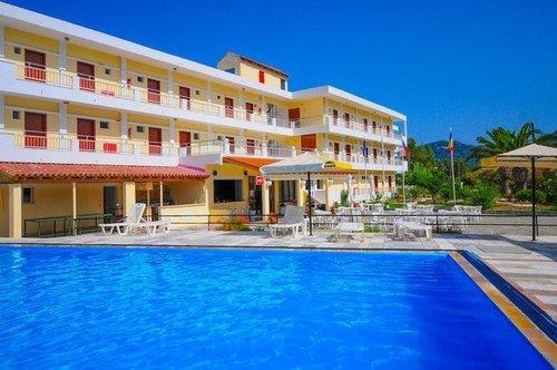 Тур в Prassino Nissi Hotel 2☆ Греция, о. Корфу