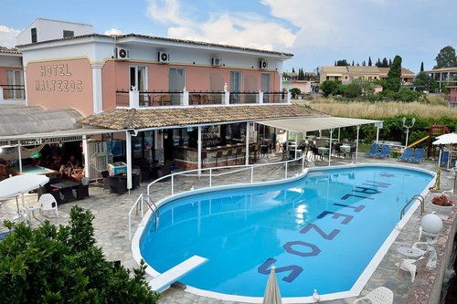 Тур в Maltezos Hotel 2☆ Греция, о. Корфу