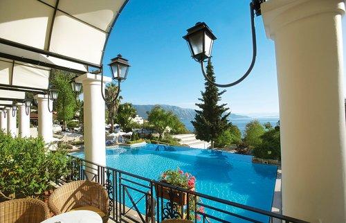 Тур в Grecotel Lux  Me Daphnila Bay Dassia 5☆ Греция, о. Корфу