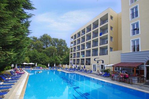 Тур в CNic Hellinis Hotel 3☆ Греция, о. Корфу