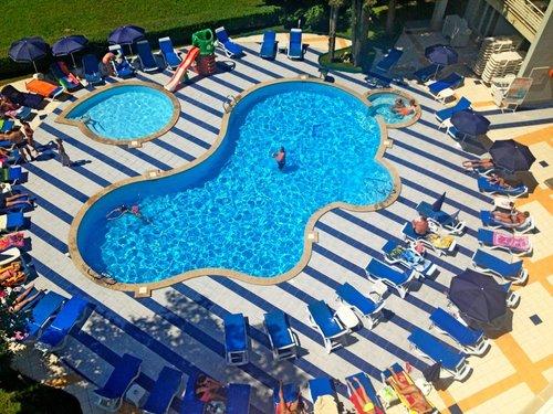 Тур в Kalofer Hotel 3☆ Болгария, Солнечный берег
