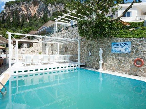 Тур в Blue Princess Hotel & Suites 4☆ Греция, о. Корфу