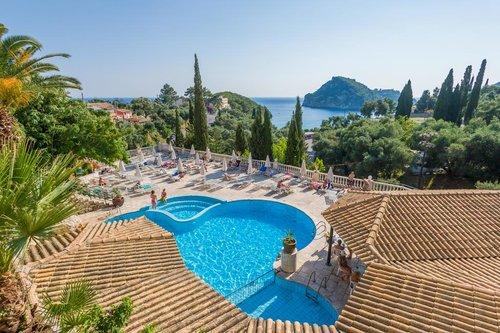 Тур в CNic Paleo ArtNouveau Hotel 4☆ Греция, о. Корфу