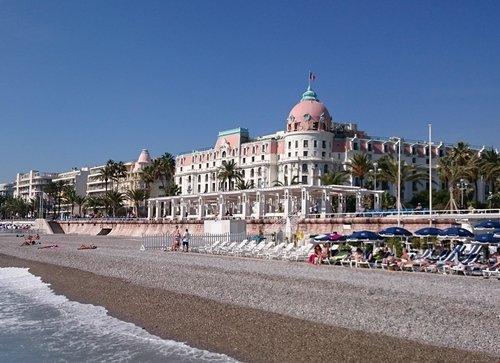 Тур в Negresco Hotel 5☆ Франция, Ницца