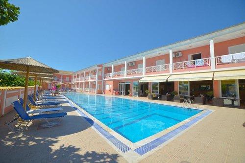 Тур в Angelina Hotel & Apartments 3☆ Греция, о. Корфу
