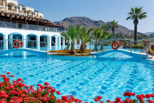 Тур в Lindos Imperial Resort & Spa 5☆ Греция, о. Родос