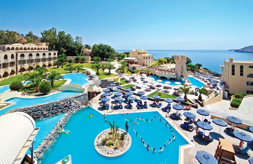 Тур в Lindos Royal Hotel 5☆ Греция, о. Родос