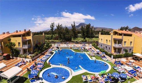 Тур в Coral Compostela Beach Golf 3☆ Испания, о. Тенерифе (Канары)