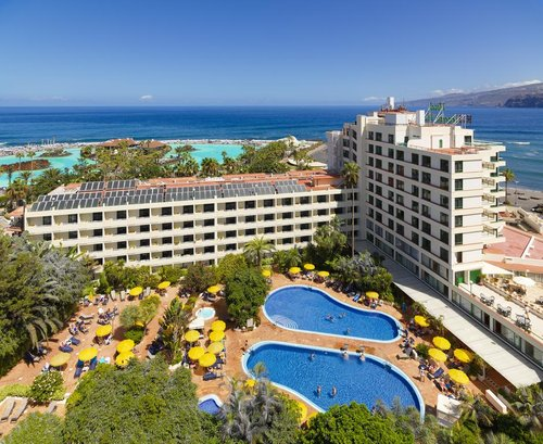 Тур в H10 Tenerife Playa 4☆ Испания, о. Тенерифе (Канары)