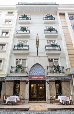 Горящий тур в Evsen Hotel 3☆ Турция, Стамбул