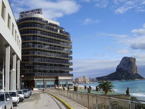 Тур в Gran Hotel Sol y Mar 4☆ Испания, Коста Бланка