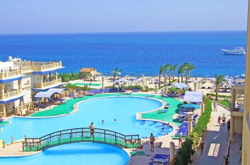 Тур в Sphinx Aqua Park Beach Resort 5☆ Египет, Хургада