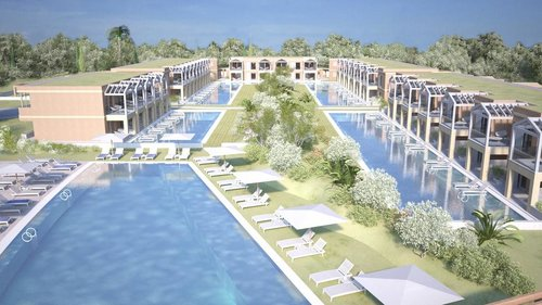 Тур в Kairaba Sandy Villas 5☆ Греция, о. Корфу