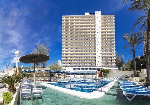 Тур в Poseidon Playa Hotel 3☆ Іспанія, Коста Бланка