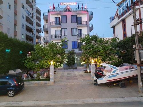Тур в Sanremo Hotel Restorant 3☆ Албания, Дуррес