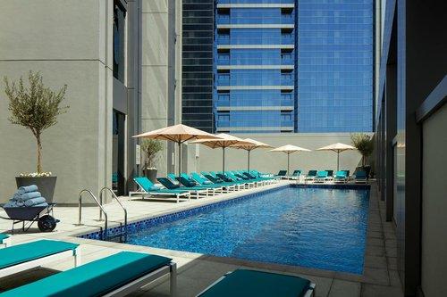 Тур в Rove Dubai Marina 3☆ ОАЭ, Дубай
