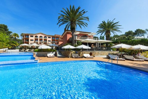 Тур в Salles Hotel & Spa Cala del Pi 5☆ Испания, Коста Брава