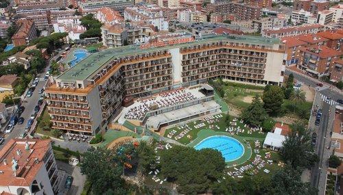 Тур в Samba Hotel 3☆ Испания, Коста Брава