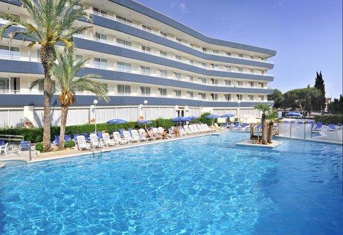 Тур в GHT Aquarium Hotel & SPA 4☆ Испания, Коста Брава