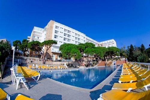 Тур в H Top Caleta Palace 4☆ Испания, Коста Брава