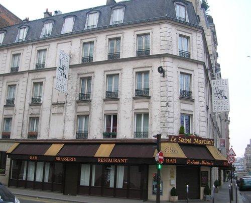 Тур в France Eiffel Hotel 3☆ Франция, Париж