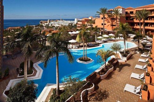 Тур в Melia Jardines Del Teide 5☆ Испания, о. Тенерифе (Канары)