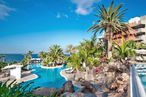 Тур в Adrian Hoteles Roca Nivaria Gran 5☆ Испания, о. Тенерифе (Канары)