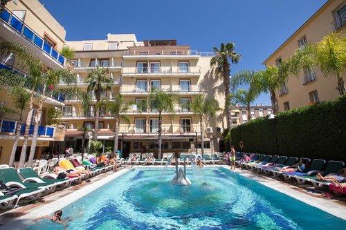 Тур в Cleopatra Spa Hotel 4☆ Испания, Коста Брава