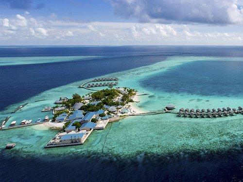 Тур в Centara Ras Fushi Resort & Spa Maldives 5☆ Мальдіви, Північний Мале Атол