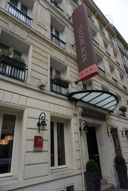 Тур в New Hotel Opera 3☆ Франция, Париж