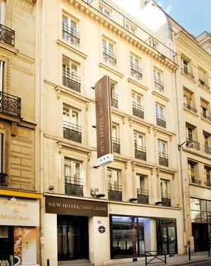 Тур в New Hotel Saint Lazare 3☆ Франция, Париж