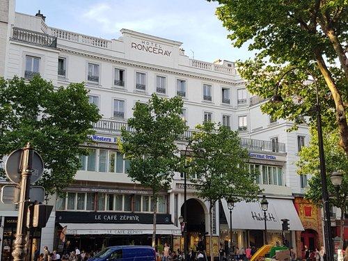 Тур в Best Western Hotel Ronceray Opera 3☆ Франция, Париж