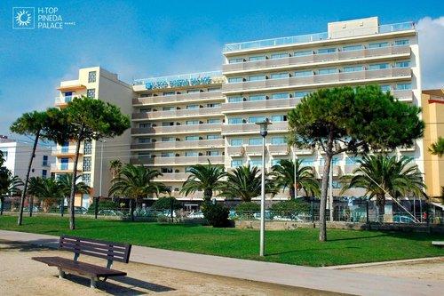 Тур в H Top Pineda Palace 4☆ Іспанія, Коста Дель Маресме