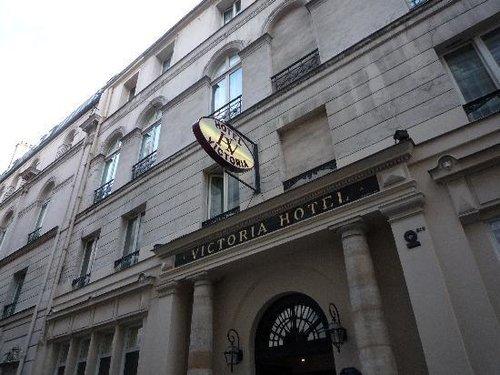 Тур в Victoria Hotel 2☆ Франция, Париж