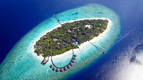 Горящий тур в Adaaran Select Meedhupparu 4☆ Мальдивы, Раа Атолл