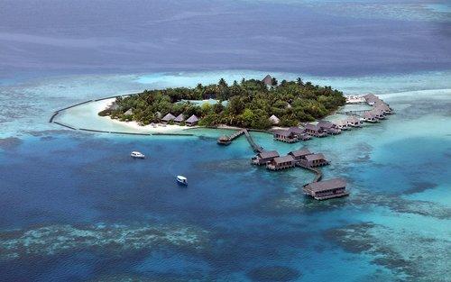 Тур в Gangehi Island Resort & Spa 5☆ Мальдіви, Арі Атол