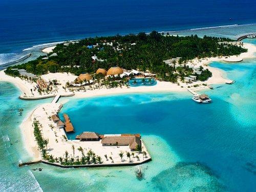 Горящий тур в Holiday Inn Resort Kandooma 5☆ Мальдивы, Южный Мале Атолл