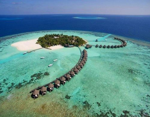 Тур в Thulhagiri Island Resort & Spa 4☆ Мальдивы, Северный Мале Атолл