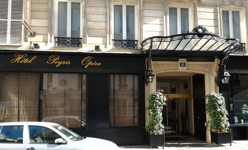 Тур в Peyris Opera Hotel 3☆ Франция, Париж