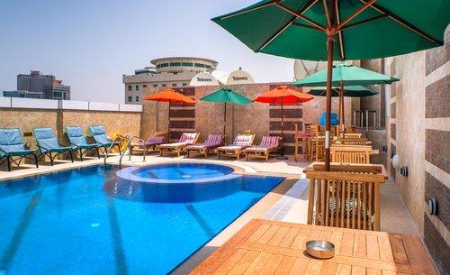Тур в Tulip Inn Al Khan Hotel 4☆ ОАЭ, Шарджа
