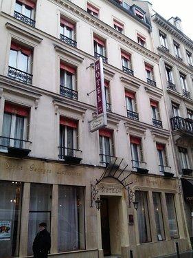 Тур в St. George Lafayette Hotel 2☆ Франция, Париж