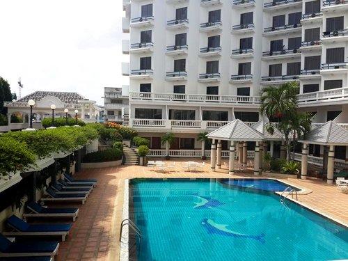 Тур в Caesar Palace Hotel 3☆ Таиланд, Паттайя
