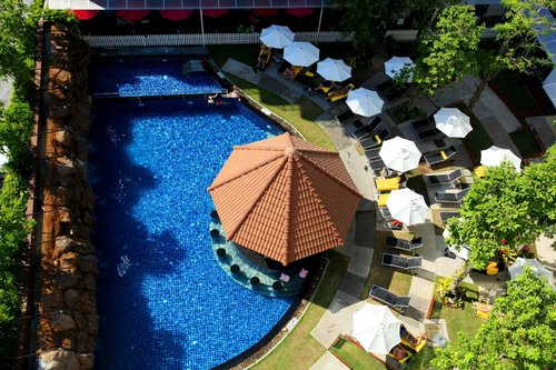 Тур в Centara Pattaya Hotel 4☆ Таиланд, Паттайя