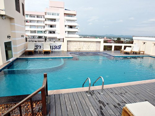 Тур в Aiyara Palace Hotel 3☆ Таиланд, Паттайя