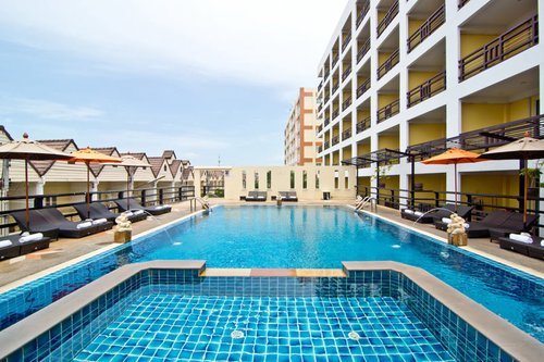 Тур в Golden Sea Pattaya Hotel 3☆ Таиланд, Паттайя