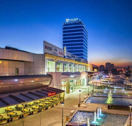 Тур в Ommer Hotel Kayseri 5☆ Турция, Эрджиес