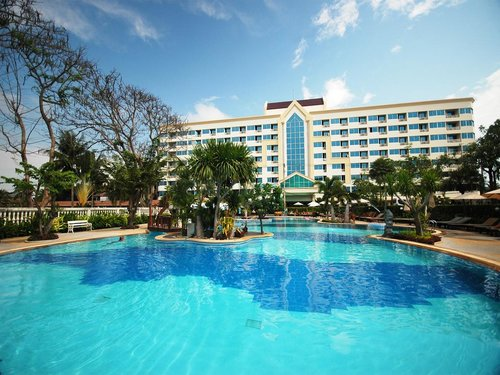 Тур в Jomtien Garden Hotel & Resort 3☆ Таїланд, Паттайя