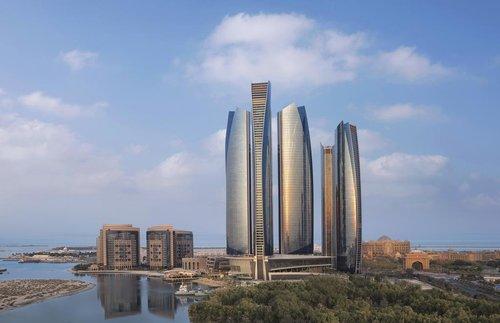 Тур в Jumeirah at Etihad Towers 5☆ ОАЭ, Абу Даби