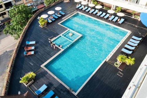 Тур в Jomtien Thani Hotel 3☆ Таиланд, Паттайя